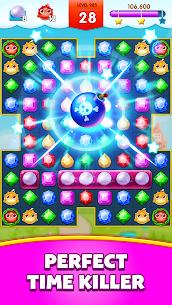 Jewel Legend Match 3 Puzzle Apk , Jewels Legend Match 3 Puzzle Mod Apk NEW 2021* 4