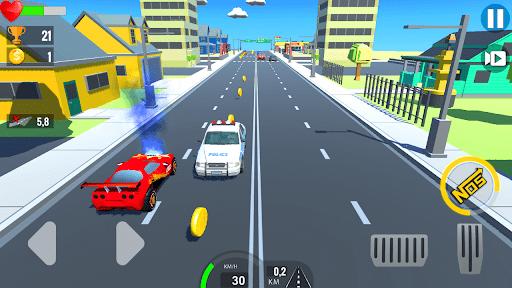 Super Kids Car Racing In Traffic 1.13 Screenshots 8