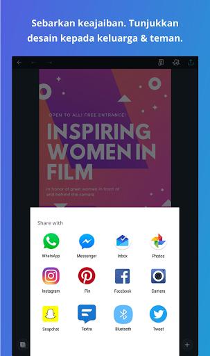 Canva: Edit Foto, Desain Logo, Video Collage Maker