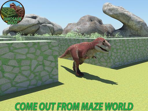 Real Dinosaur Maze Runner Simulator 2021 6.6 screenshots 10