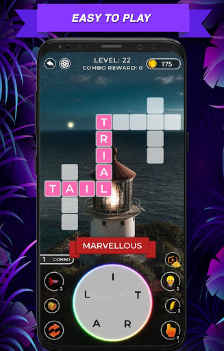 Word Search : Word games, Word connect, Crossword apkslow screenshots 2