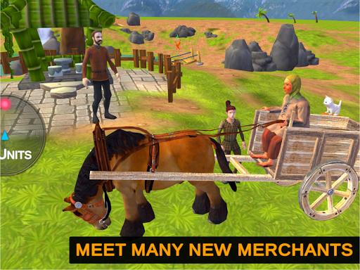 Horse Cart Offroad Farming Transport Simulator 1.2 screenshots 12