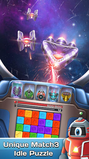 Dig & Fly: Puzzle Space Colony Clicker 0.2.0 screenshots 1