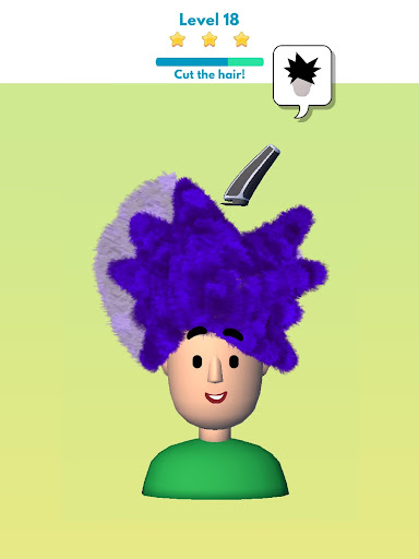Barber Shop - Hair Cut game screenshots 8