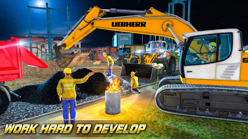 Road Construction Games 2021: Building Games 2021 modavailable screenshots 6
