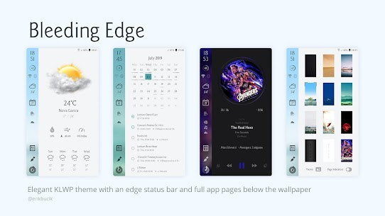 Bleeding Edge [KLWP] For Pc – Free Download For Windows 7, 8, 8.1, 10 And Mac 2