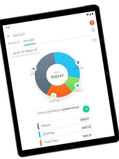 AppClose - co-parenting app  Screenshots 16