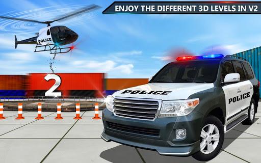 gt jeep impossible cascade parking 3D  captures d'écran 1