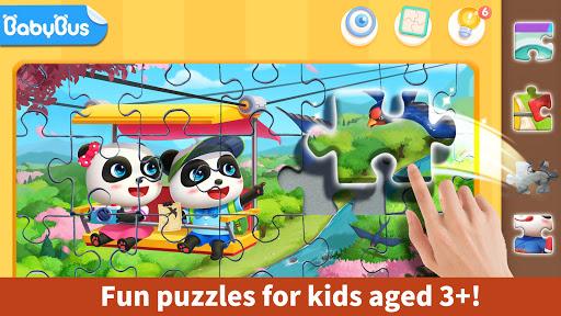 Baby Panda's Kids Puzzles  screenshots 1