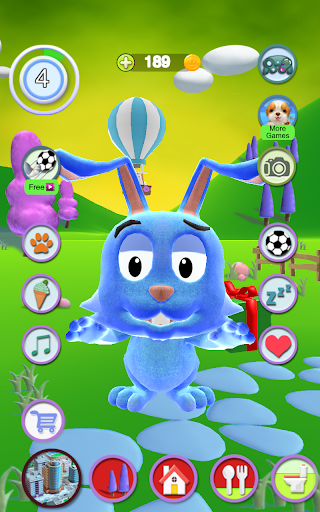 Talking Rabbit 2.29 screenshots 9