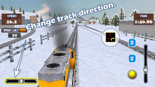 Indian Train Simulator Driver screenshots 1