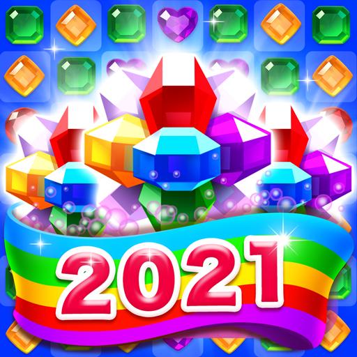Jewel Pirate : Amazing New Match 3