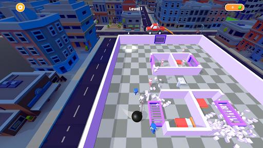 Prison Wreck - Free Escape and Destruction Game 10.7 screenshots 8