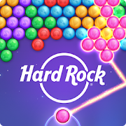 Hard Rock Bubble Shooter