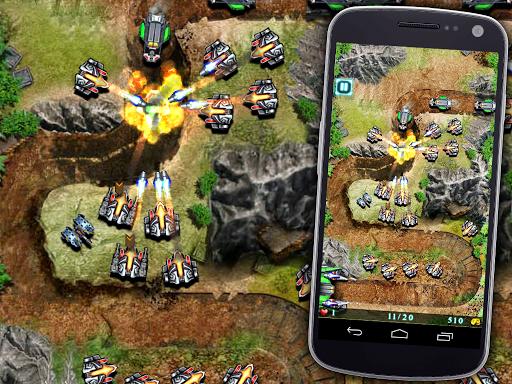 Galaxy Defense (Tower Game) 1.16 Screenshots 6