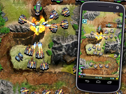 Galaxy Defense (Tower Game) 6