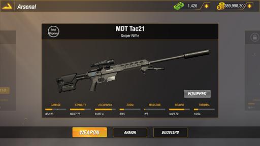 Sniper Game: Bullet Strike - Free Shooting Game 1.1.4.4 screenshots 12