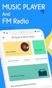 FM Radio & Music Player : World Radio FM 2.3