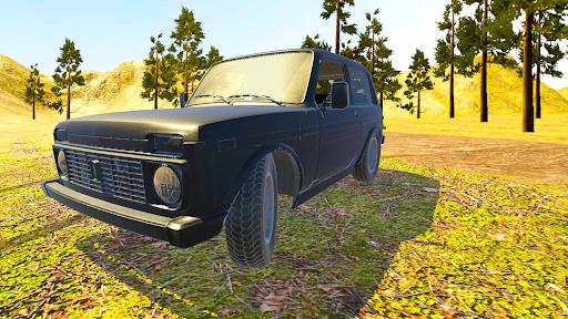 VAZ Driving Simulator  screenshots 6
