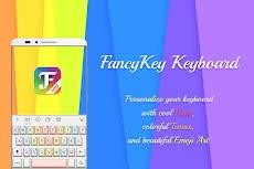 FancyKey Keyboard - Emoji, GIFのおすすめ画像2