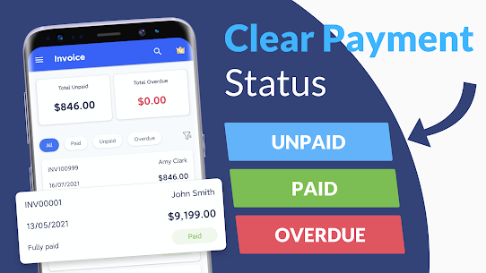 Invoice Maker MOD APK (VIP Unlocked) Download for Android 4