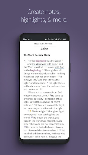 Bible App by Olive Tree 7.9.1.0.338 Screenshots 5