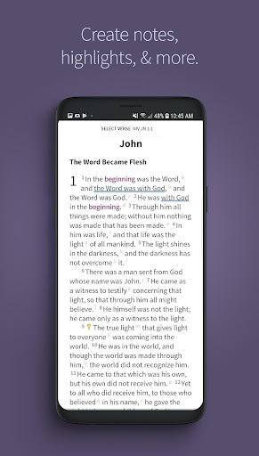 Bible App by Olive Tree 7.9.1.0.338 Screenshots 5