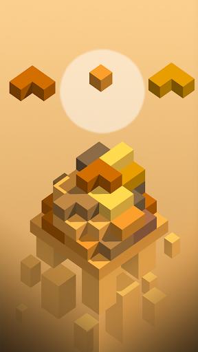 squarestack - zen casual game screenshot 3