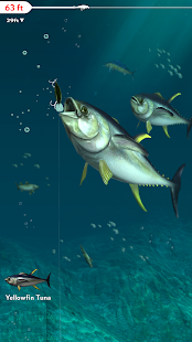 Rapala Fishing - Daily Catch Capture d'écran