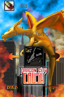 Dragon City Crush (FREE) Screenshot