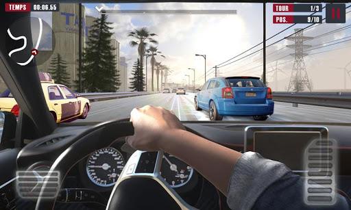 Racing Traffic Car Speed  screenshots 3
