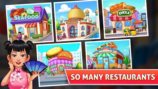 Kitchen Craze: Free Cooking Games & kitchen Game  Screenshots 7