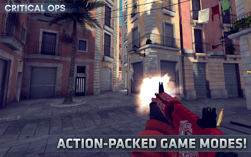 Critical Ops: Online Multiplayer FPS Shooting Game 1.22.0.f1268 screenshots 19