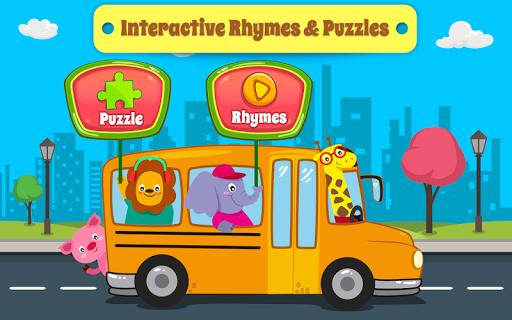 Nursery Rhymes Songs & Kids Puzzle Games Free  screenshots 1