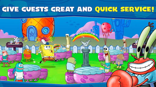 SpongeBob: Krusty Cook-Off 1.0.24 screenshots 3