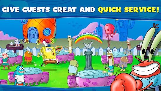 SpongeBob: Krusty Cook-Off (MOD, Unlimited Diamonds) 3