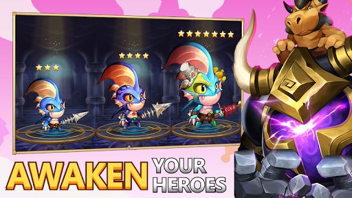 Heroes Legend - Idle Battle War 2.2.6 screenshots 3