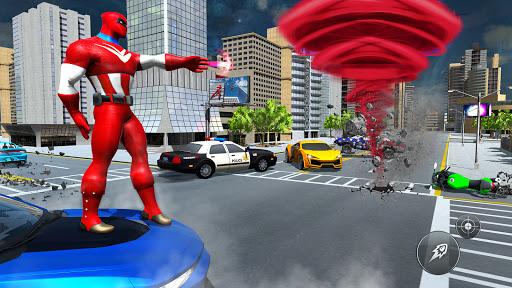 Miami Robot Spider Hero: City Gangster Games 2021 screenshots 6