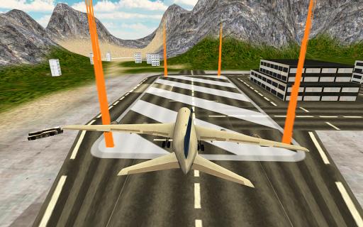 Flight Simulator: Fly Plane 3D  Screenshots 4