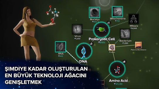 Cell to Singularity – Alışveriş Hileli Apk indir 7.42 3