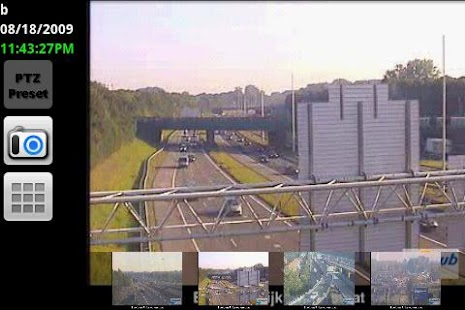 Traffic Cam Viewer Screenshot