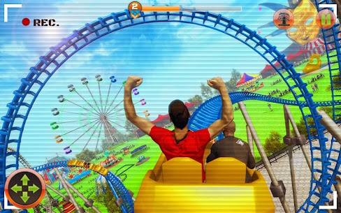 Theme Park Swings Rider: For Pc 2021 (Windows 7/8/10 And Mac) 1