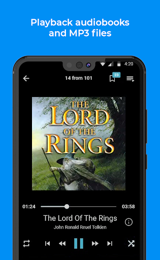 FullReader - reader for fb2, pdf, djvu, txt, epub  Screenshots 8