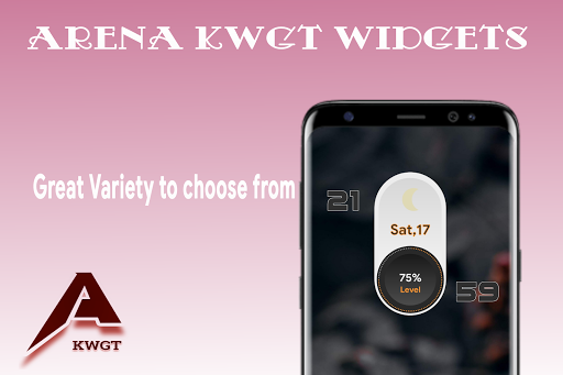 Download APK: Arena Kwgt Widgets v2021.Jun.25.19 [Paid]
