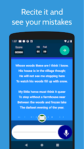 Memorize Anything Poems Speeches Mod Apk (Pro Unlocked) 5