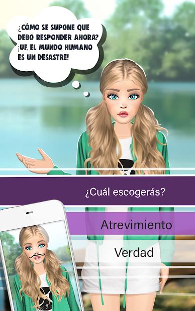 Imágen 15 de Princesa Elfa Amor en la secundaria para android