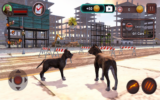 Pitbull Dog Simulator 1.0.3 screenshots 23