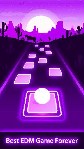 Magic Tiles Hop Forever EDM Rush! 3D Music Game  Screenshots 11
