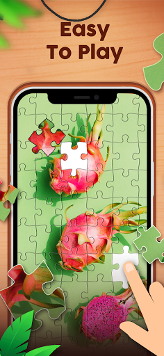 Jigsaw Puzzles - Magic Collection Games screenshots 1