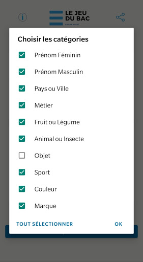 Le Jeu du Bac, comme avant ! 2.02.09 screenshots 4